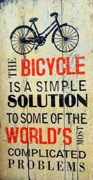 Scritte sui Muri Bike easy