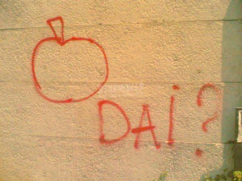 Scritte sui Muri Senza impegno