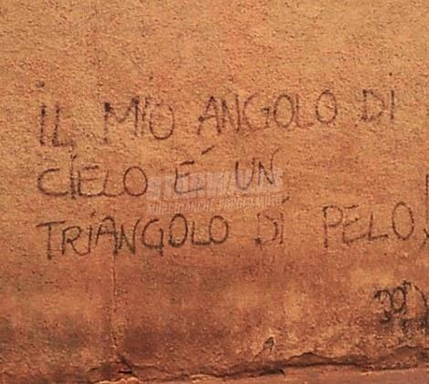 Scritte sui Muri Che forma ha la felicità?