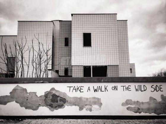 Scritte sui Muri Transformer (Lou Reed)