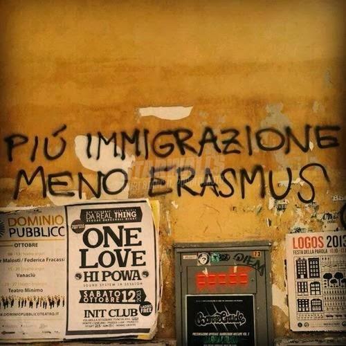 Scritte sui Muri Integrazione