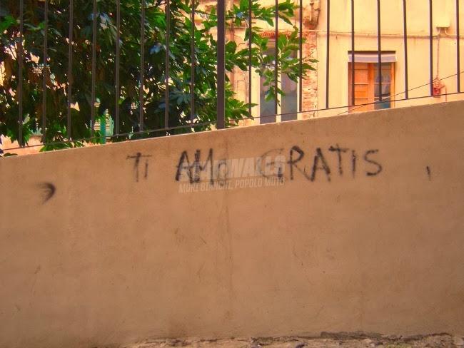 Scritte sui Muri A titolo gratuito