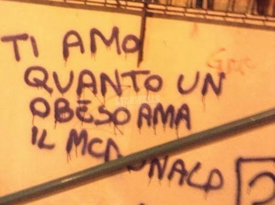 Scritte sui Muri Big love
