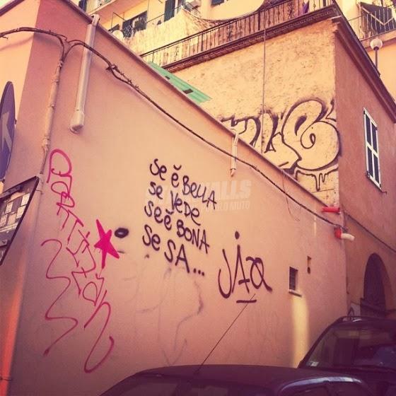Scritte sui Muri Bona&bella