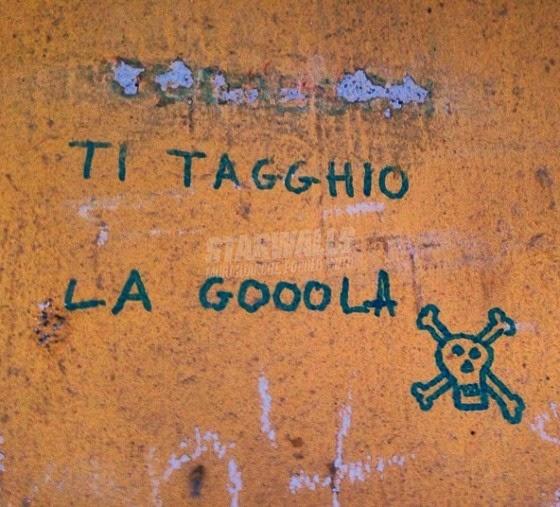 Scritte sui Muri Cosa succede in città