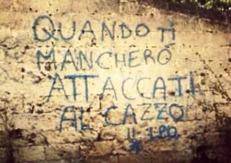 Scritte sui Muri Nostalgia canaglia cap. II