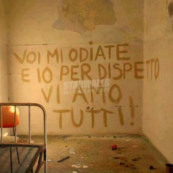 Scritte sui Muri Ripicca