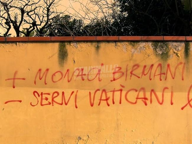 Scritte sui Muri Confessioni