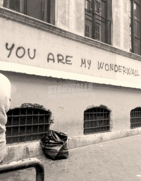 Scritte sui Muri Il muro delle meraviglie (nonsense)