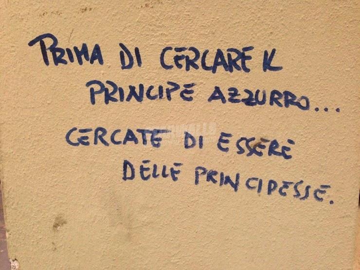 Scritte sui Muri Coerenze amorose