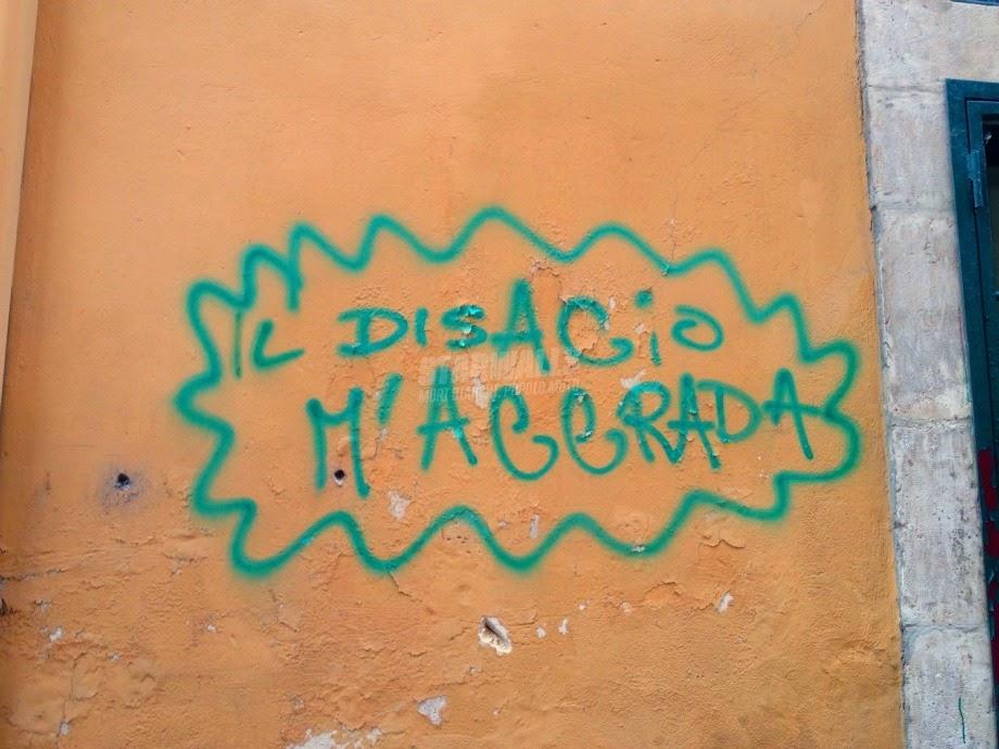 Scritte sui Muri Fare di necessità virtù