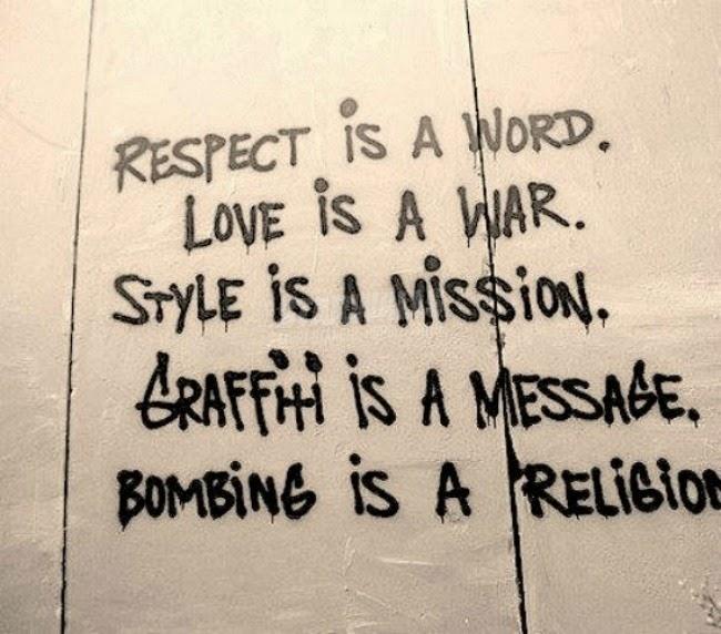 Scritte sui Muri List