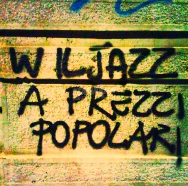 Scritte sui Muri Musica per tutti