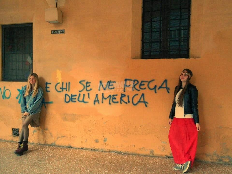 Scritte sui Muri Nothing else matter