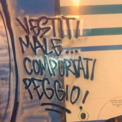 Scritte sui Muri Sopra le righe