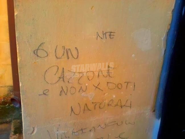 Scritte sui Muri Svantaggiato
