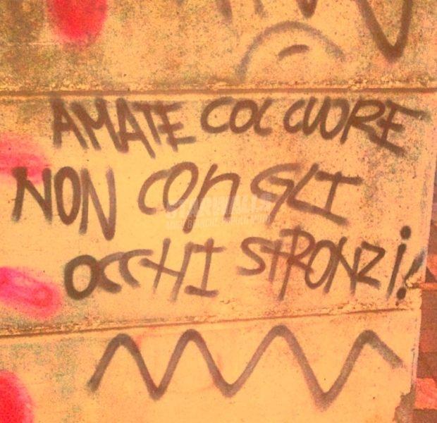 Scritte sui Muri Amare con ...