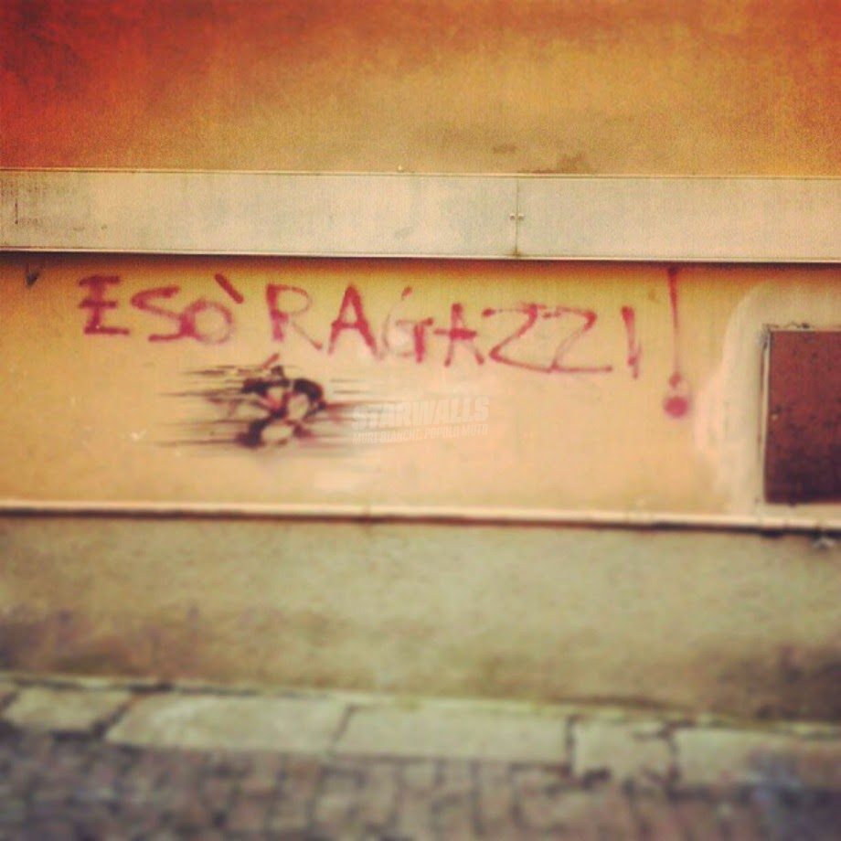 Scritte sui Muri Che devi fa ...