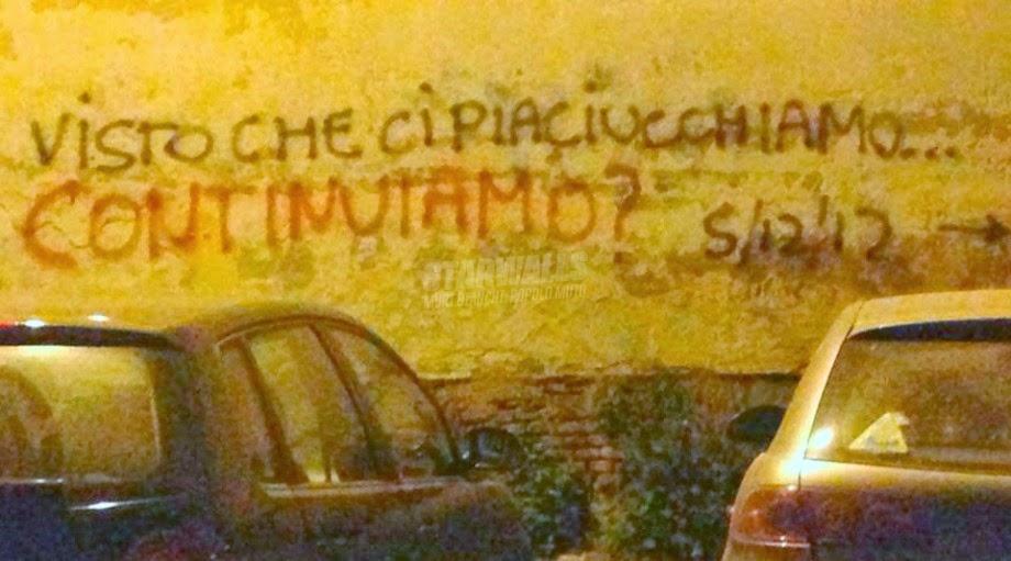 Scritte sui Muri Ci stai?