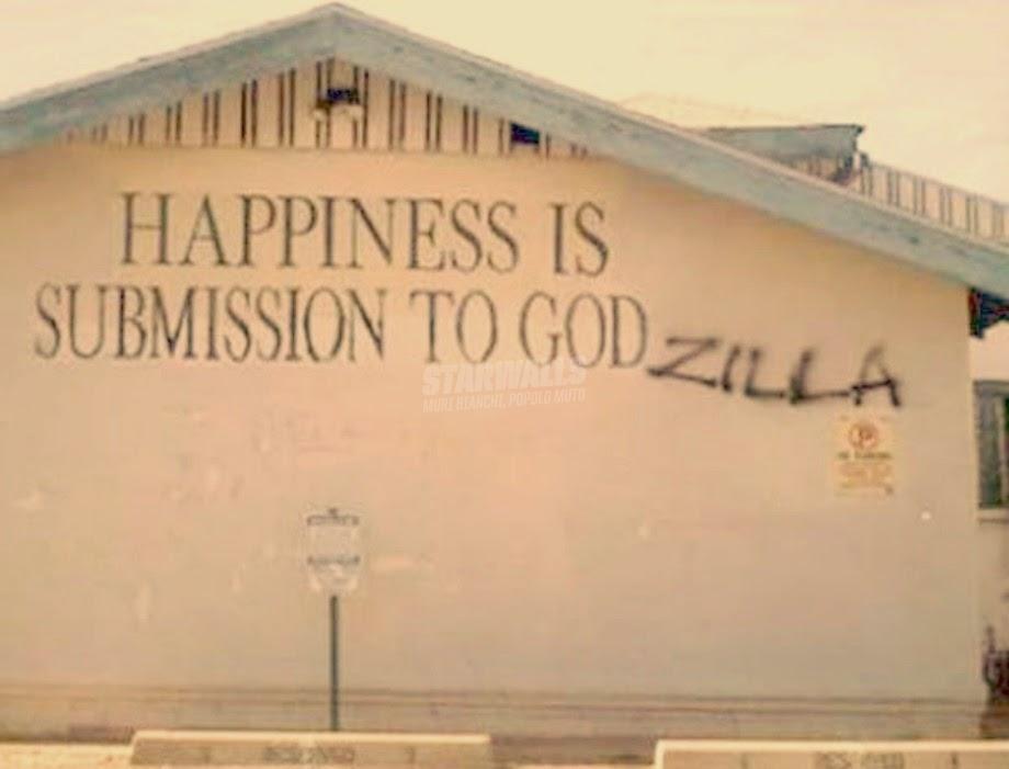 Scritte sui Muri Felicità