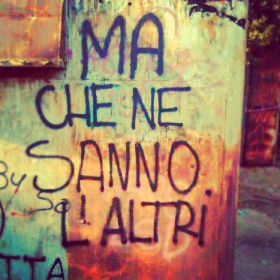 Scritte sui Muri Ignari