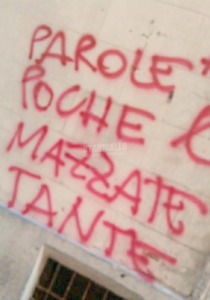 Scritte sui Muri Concretamente