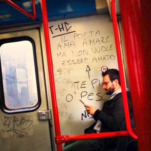 Scritte sui Muri E dillo ...