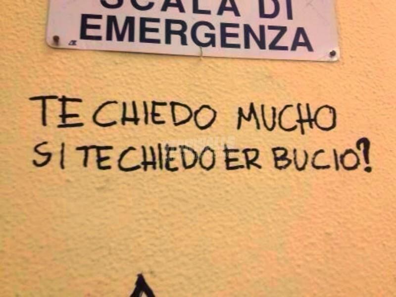 Scritte sui Muri Richiesta