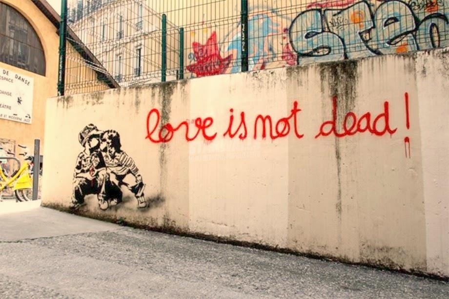 Scritte sui Muri Les enfants terribles