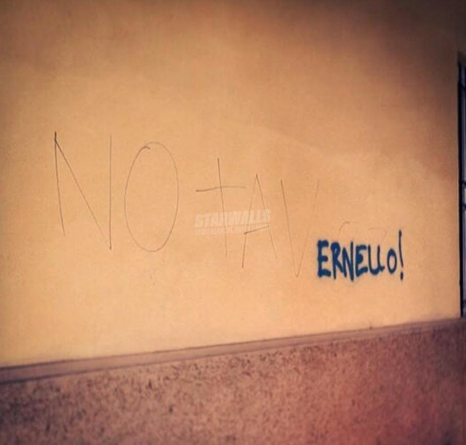 Scritte sui Muri Palato fine