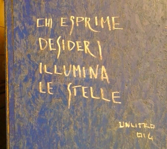 Scritte sui Muri San Lorenzo