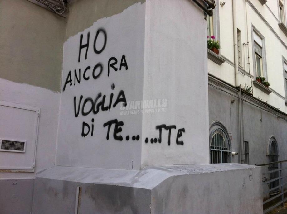 Scritte sui Muri Bramosia cap. II