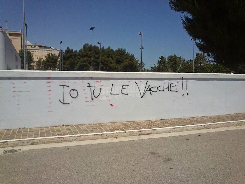 Scritte sui Muri Campagna golosa