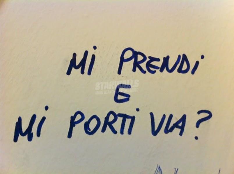 Scritte sui Muri Dai !!!