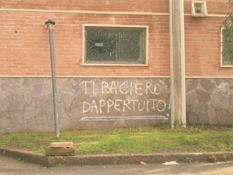 Scritte sui Muri Dovungue