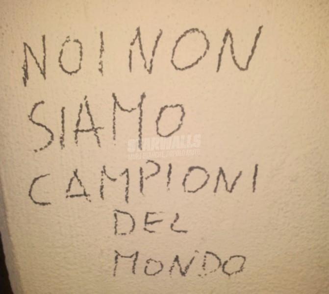 Scritte sui Muri Eliminati