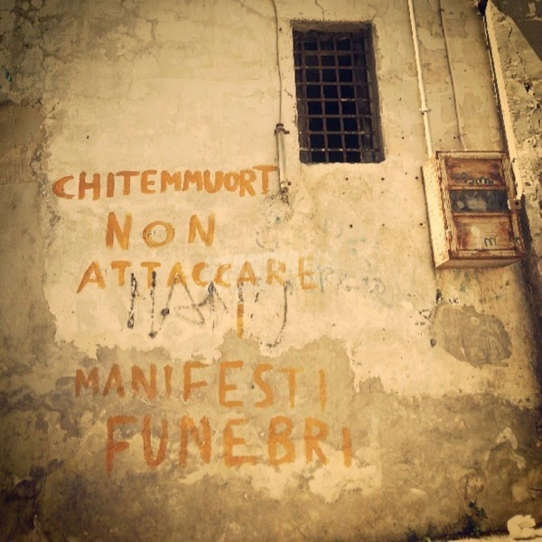 Scritte sui Muri Please