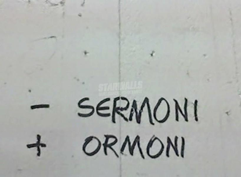 Scritte sui Muri Rilassiamoci