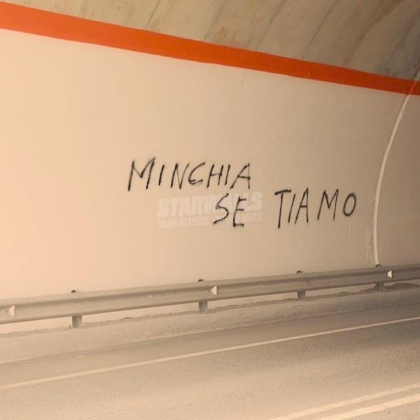 Scritte sui Muri Valdostano innamorato