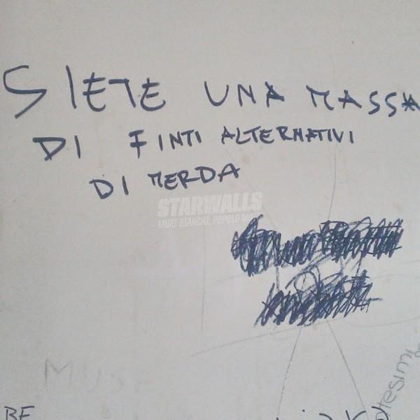 Scritte sui Muri Sbam