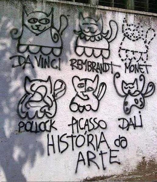 Scritte sui Muri Art history
