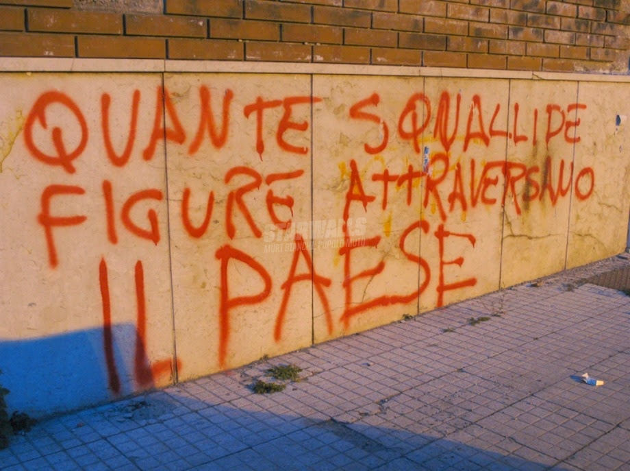 Scritte sui Muri Battiato sui muri