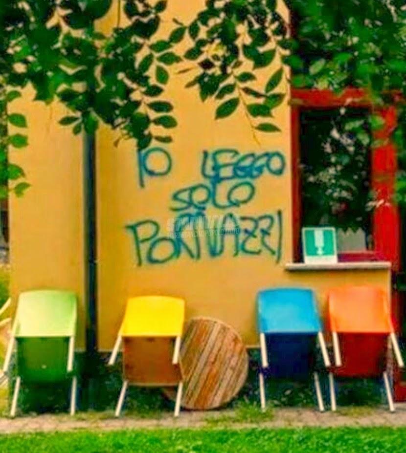 Scritte sui Muri È come una malattia