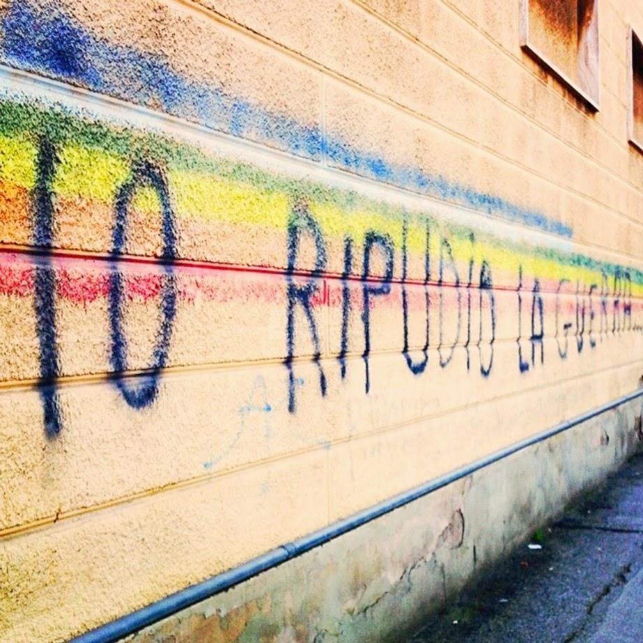 Scritte sui Muri E tu?