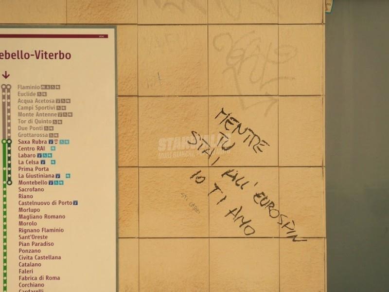 Scritte sui Muri L'amore ai tempi dei discount