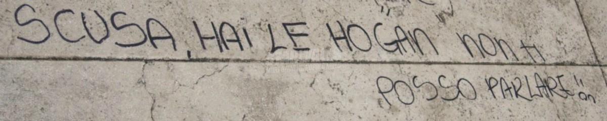 Scritte sui Muri Mi dispiace