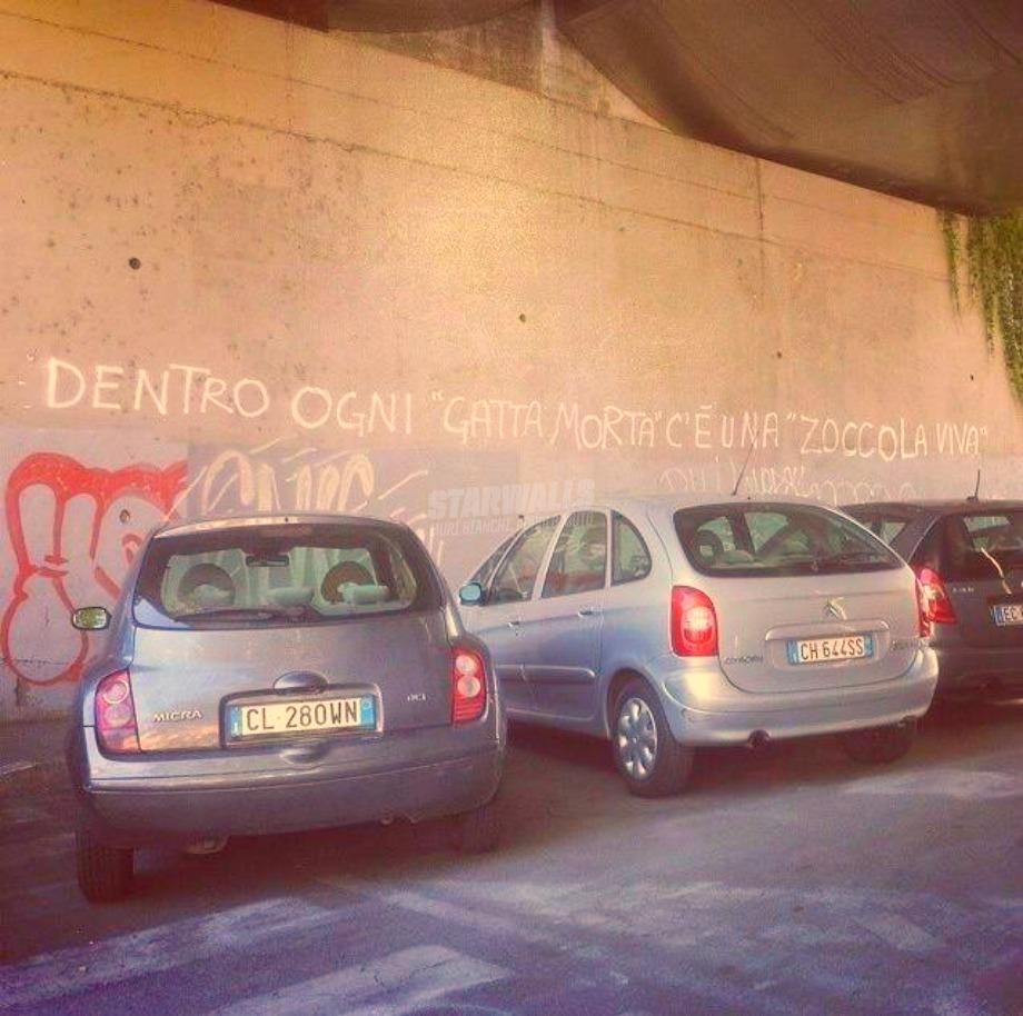 Scritte sui Muri Oltre le apparenze
