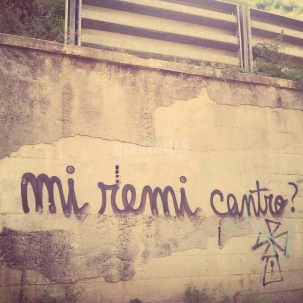 Scritte sui Muri Allora dillo