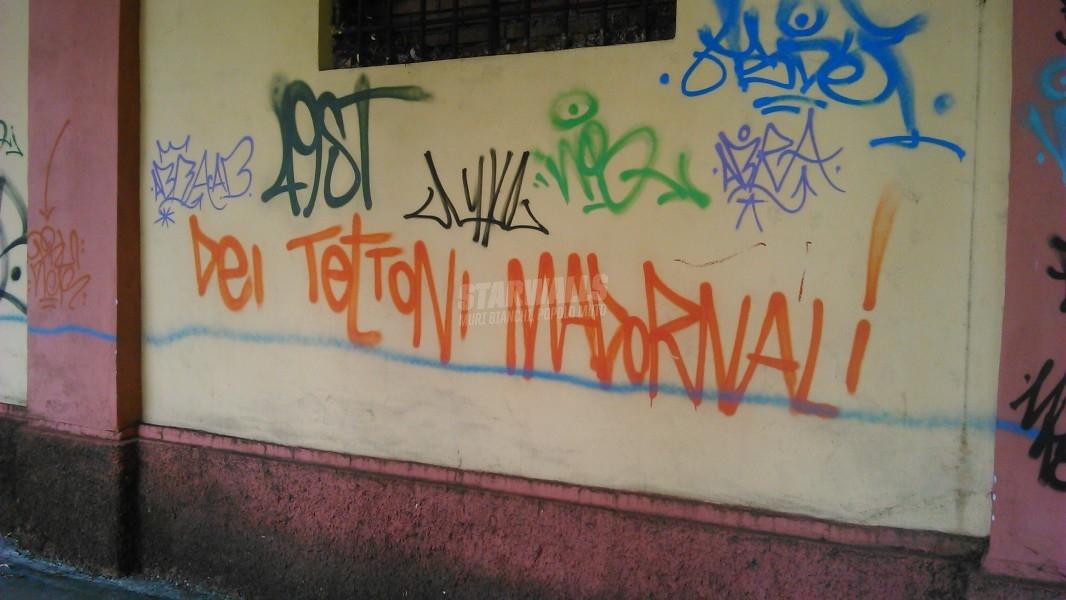Scritte sui Muri È na qualità!