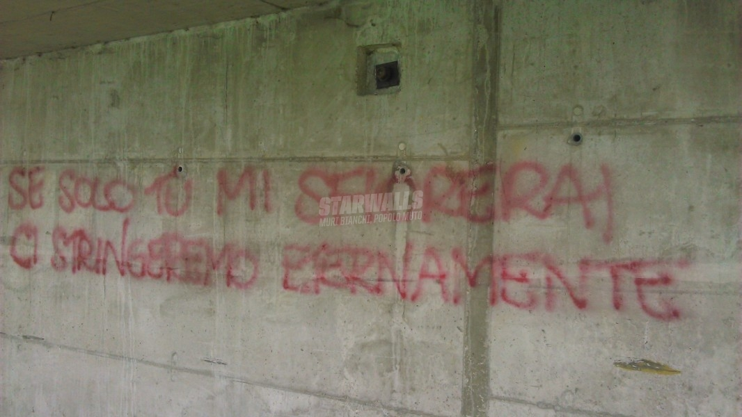 Scritte sui Muri Per sempre insieme